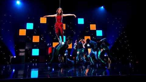 "Ally ""Dance Like Nobody's Watching"" Austin & Ally Disney Channel-0"