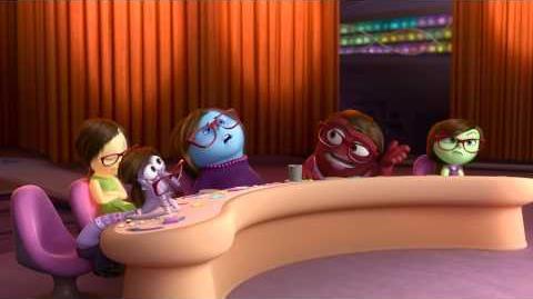 Inside Out Trailer 2 UK - Official Disney Pixar HD-1418245184