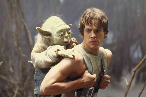 Luke Skywalker And Yoda Disney Infinity Fan Fiction Wiki