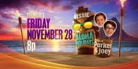 Jessie's Aloha-holidays with Parker and Joey