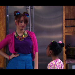 Jessie Dressed like Zuri
