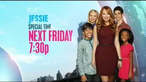 JESSIE - Brand New - Next Friday at 7 30p-0