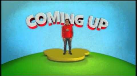 Disney Junior UK - Coming Up Art Attack (2011)