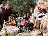 Big Thunder Mountain Railroad Disneyland