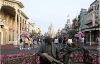 Main Street, U.S.A. Magic Kingdom