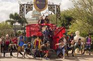 2015 Disney Parks Unforgettable Christmas Celebration 17