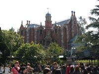 The Haunted Mansion Tokyo Disneyland
