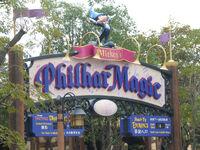 HK Disneyland Mickeys Philhar Magic by Dave Q