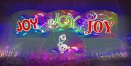 Olaf's holiday joy