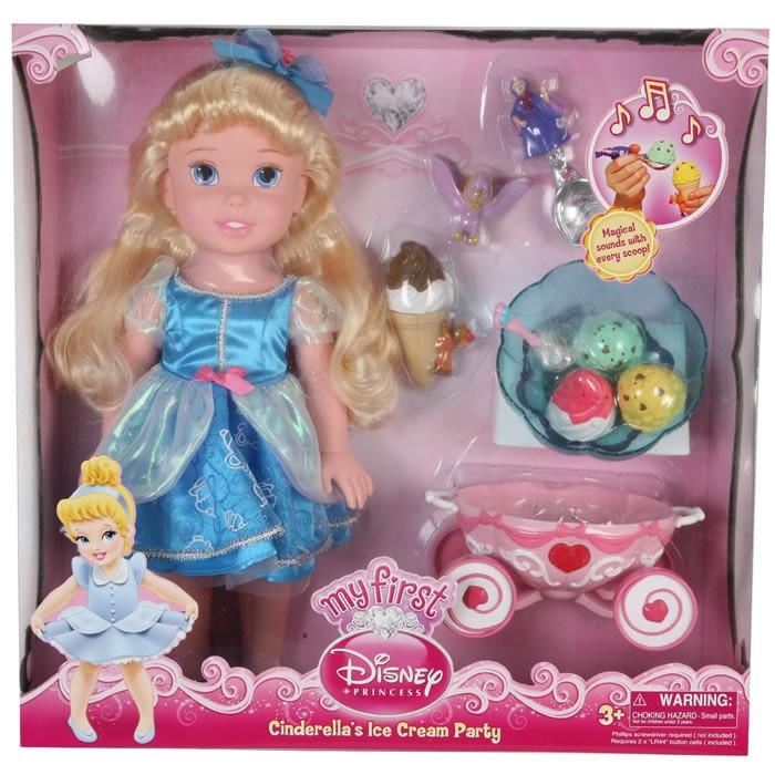Disney Princess Toddler Doll Cinderella: Arquivo:Tollytots My First Disney Princess Cinderella