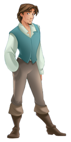 Eugene Fitzherbert (Flynn Rider)
