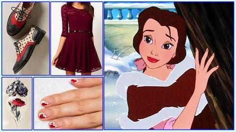Valentine's Day - Disney Princess - FASHION LOOKBOOK