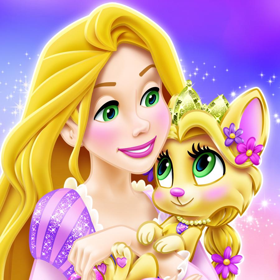 Rapunzel | Palace Pets Wiki | FANDOM powered by Wikia  Rapunzel | Pala...