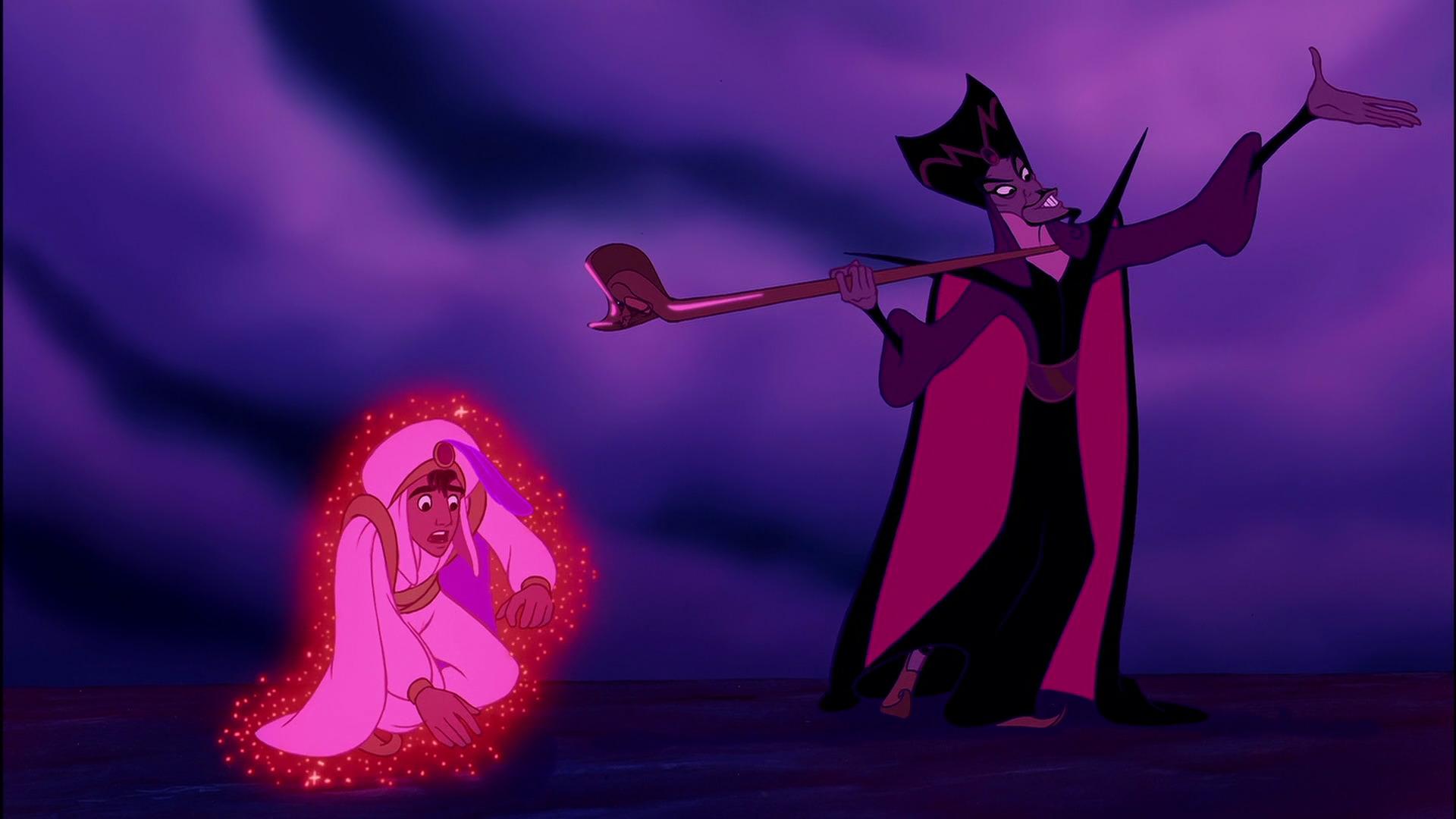 Aladdin Jafars Rückkehr