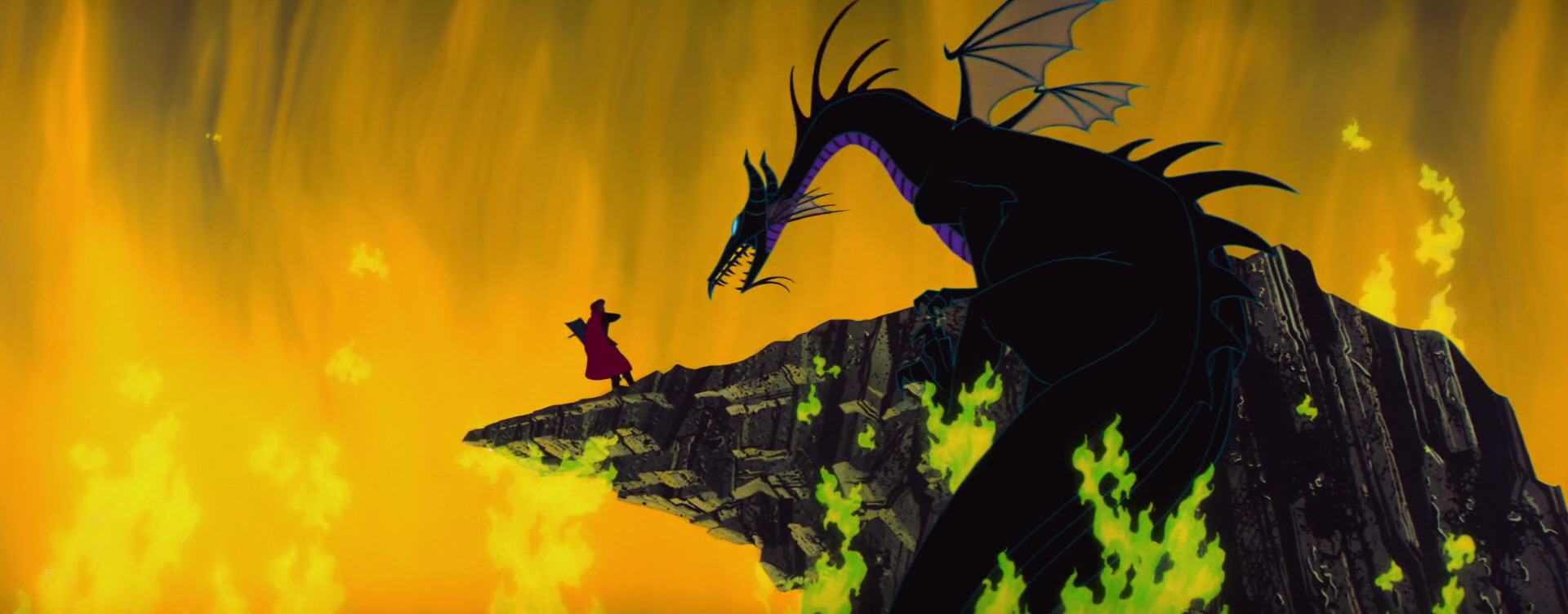Sleeping Beauty Maleficent Dragon