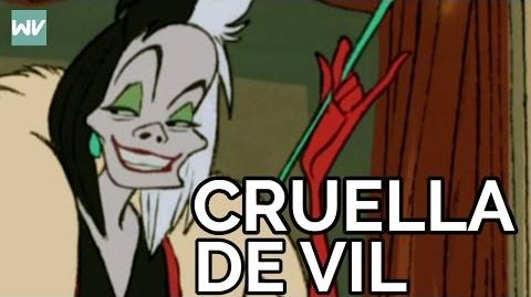 Cruella De Vil's FULL STORY - Why She's A Great Villain Discovering Disney
