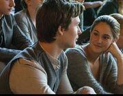 Tris and Caleb - Choosing Ceremony