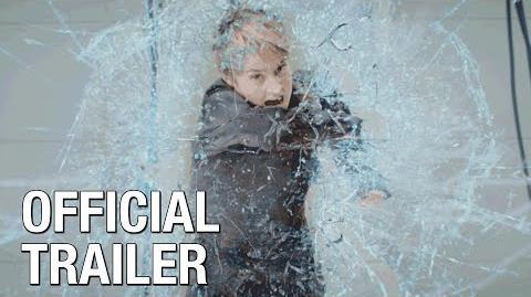 Divergent Series Insurgent Trailer