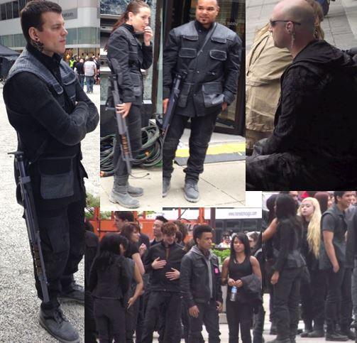 Dauntless People Divergent