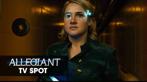 "The Divergent Series Allegiant Official TV Spot – ""Explosive"""