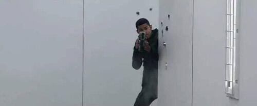 Uriah Shooting at Erudite