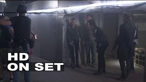 Divergent Behind the Scenes Part 2 of 2 (Broll)