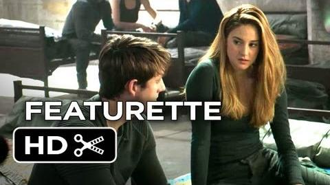Divergent Featurette - Factions (2014) - Shailene Woodley, Kate Winslet Movie HD