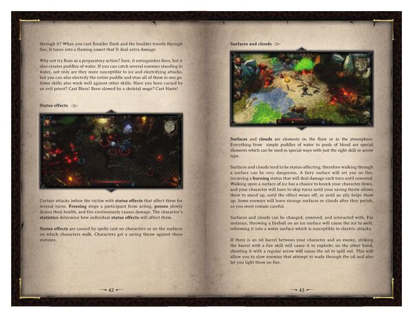 DOS Game Manual Page 22