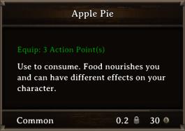 DOS Items FnD Apple Pie