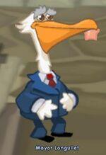 Character mayor longullet