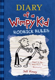 180px-Diary of a Wimpy Kid Rodrick Rules