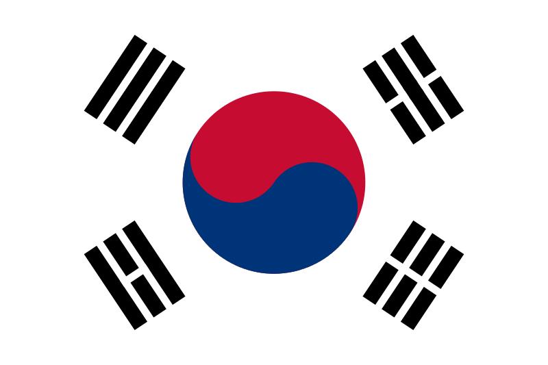 Imagen bandera corea del doblaje wiki fandom - Reparador de baneras ...