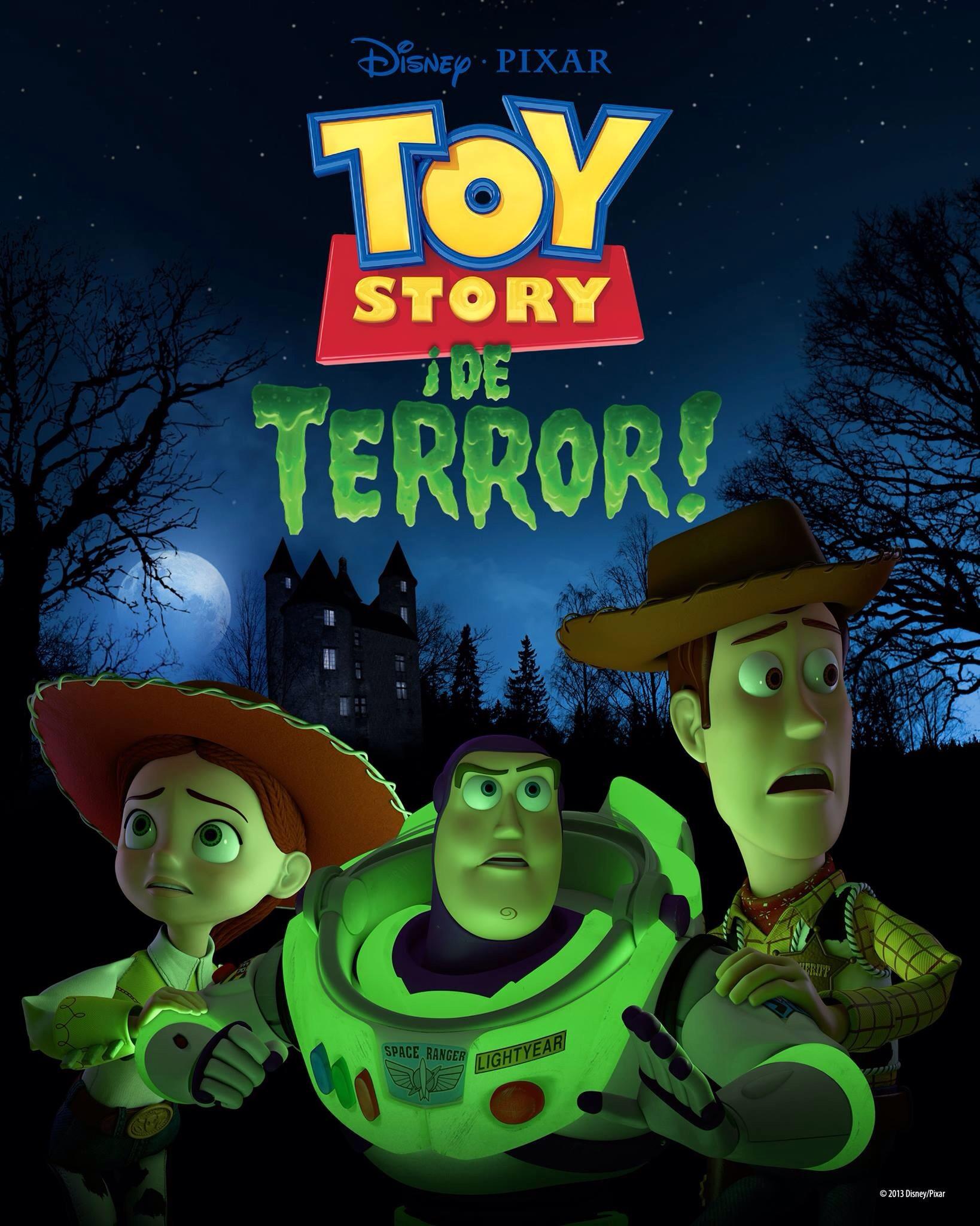 Toy story de terror latino dating