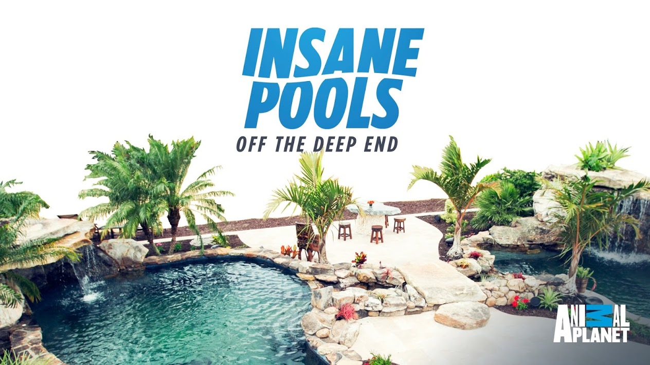 Piscinas increibles doblaje wiki fandom powered by wikia for Pool show on animal planet