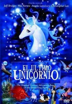 El Ultimo Unicornio 1982 | DVDRip Latino HD GDrive 1 Link