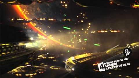 Doctor Who fête ses 50 ans samedi soir sur France 4!