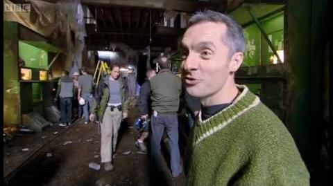 New New York behind the scenes - Doctor Who Confidential - BBC