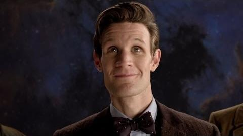 *PLOT SPOILERS* The Doctor's Destination - The Day of the Doctor - Doctor Who 50th Anniversary - BBC