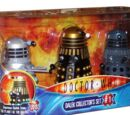 Dalek Collector's Set 1 (The Daleks, Planet of The Daleks & Genesis of The Daleks)