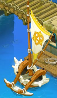 Alliance Temple Boat
