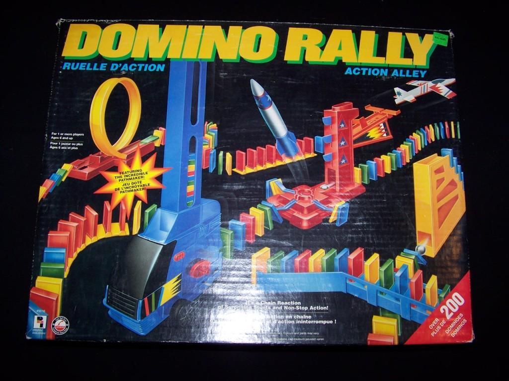 Domino Rally For Teens On 40