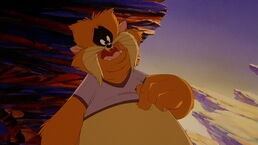 Cats Name In Fievel Goes West