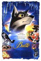 Balto movie poster