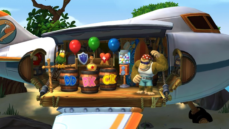 Donkey kong country tropical freeze ba boom - photo#19