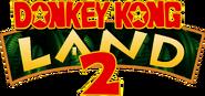 Logo - Donkey Kong Land 2