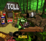 Klubba Credits Screen - Donkey Kong Country 2