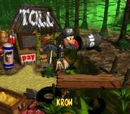 Krow Ending Credits - Donkey Kong Country 2