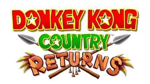 Donkey Kong Country Returns OST - World Map ~ Cave