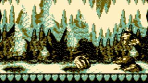 Donkey Kong Land - Mad Mole Holes