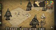 Set piece Desert Treeguards